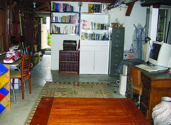 Multipurpose garage