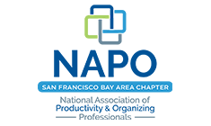 National Association of Productivity and Organizing Professionals (NAPO) San Francisco Chapter Logo