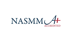 NASMM A+ Accredited Logo
